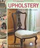 Upholstery, Malcolm Hopkins, 1847730574