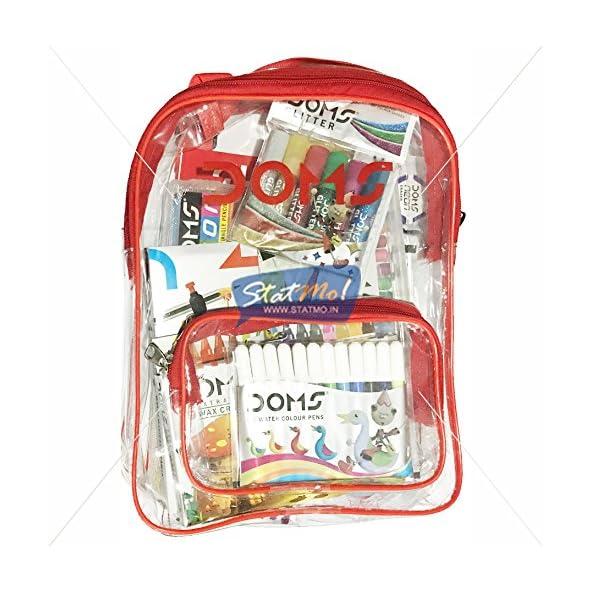 Doms Smart Kit School Accessories Kit