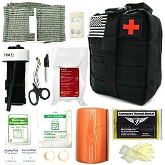 "Everlit Emergency Survival Trauma Kit with Tourniquet 36"" Splint"