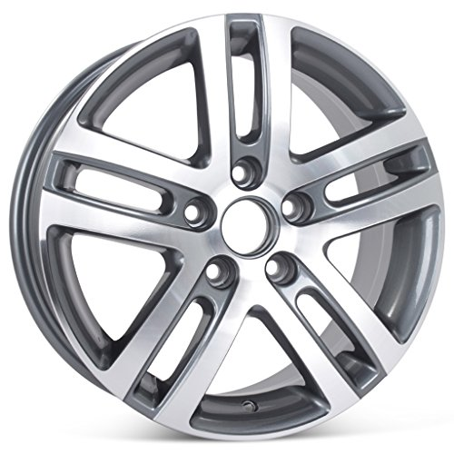 Brand New 16″ x 6.5″ Replacemen?t Wheel for Volkswagen Jetta 2005-2010 Rim 69812
