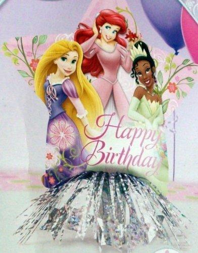 Amazon Com Disney Princess Air Filled Mylar Balloon Table