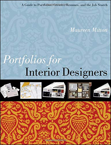 Thing need consider when find portfolio design for interiors?