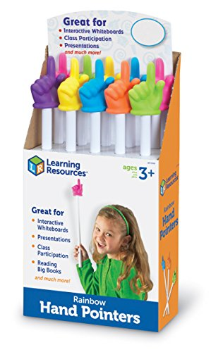 Learning Resources Rainbow Pointers