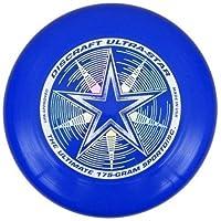 Discraft Ultra-Star 175g Ultimate Frisbee Starburst - royal blau