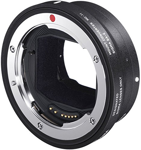 Sigma Mount Converter MC-11 For Use With Canon SGV Lenses for Sony E by Sigma