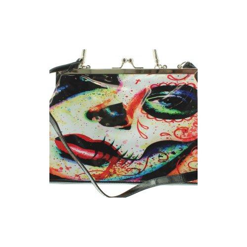 Too Fast Brand APBN-DEADINSD, Borsa a mano donna multicolore