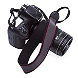Camera Strap Retro Vintage VNS Soft Safety Tether Multi-color Neck Wrist Strap for Canon Nikon Olympus Fuji Pentax Panasonic Sony Camera and Dslr DSLR Camera (Classic-02)