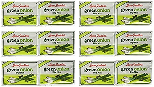 Green Onions - Laura Scudder Dip Mix Green Onion, 1 EA Packet (Pack of 12)