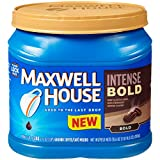 Maxwell House Intense Bold Ground Coffee, 30.6 oz Jug