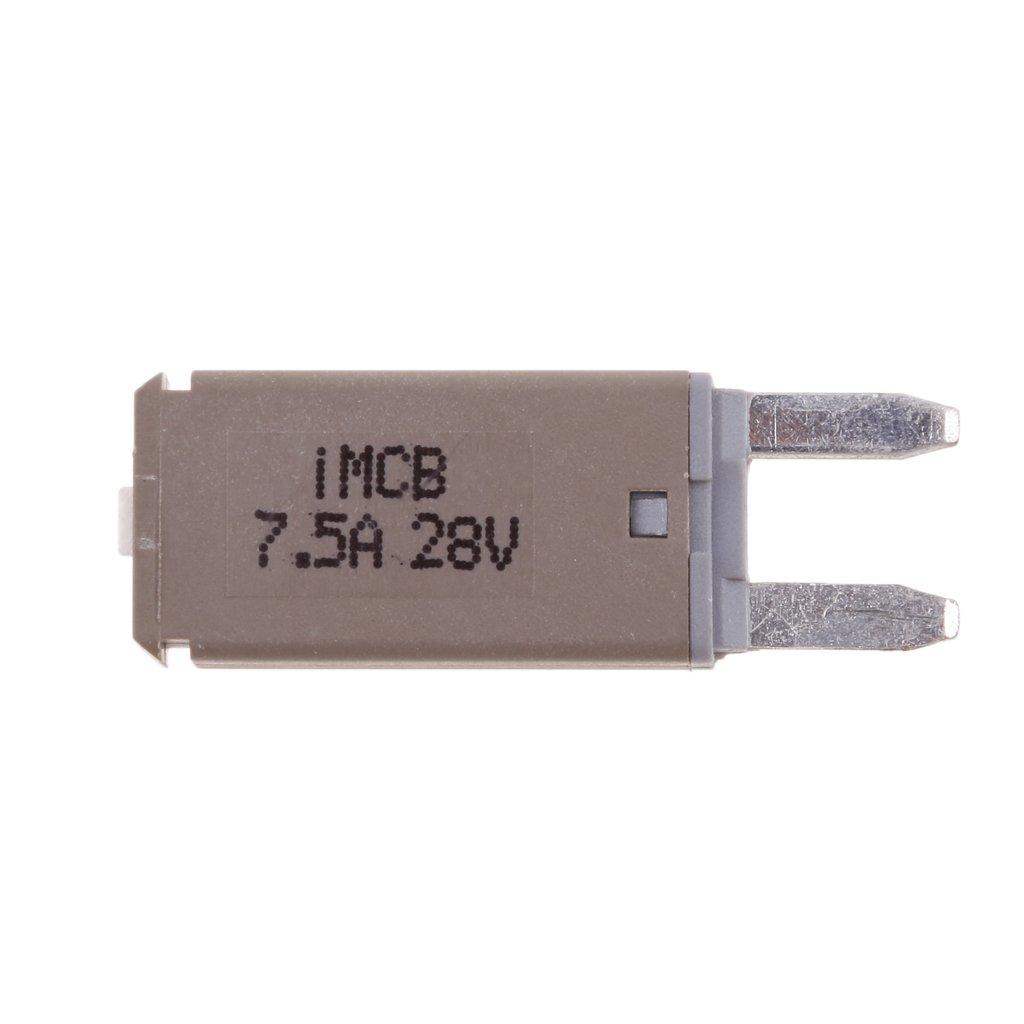 B Blesiya 7 Pieces Automotive Circuit Breaker ATM Mini Fuse