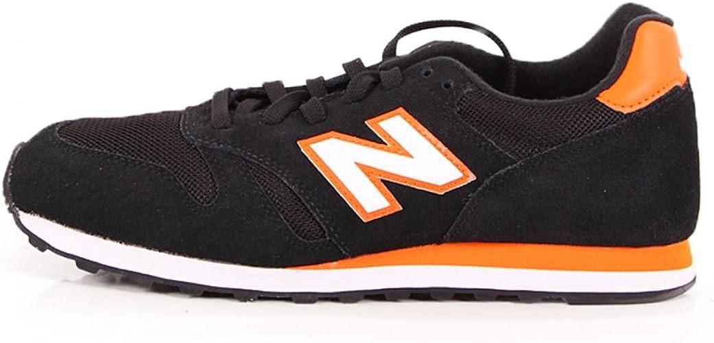New Balance Mens M373G Classic Sneaker, Grey/Silver, 9.5