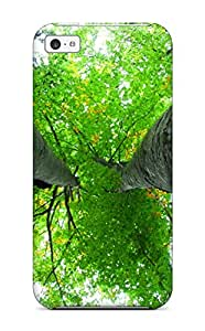 New Style Premium Forest Heavy-duty Protection Case For Iphone 5c 2147847K10266608
