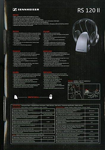 sennheiser hdr 120 ii manual