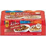 Purina ALPO Gravy Cravers Beef & Chicken Variety Pack Adult Wet Dog Food – (12) 13.2 oz. Cans