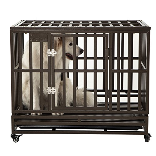 Steel Dog Cages (SMONTER 38