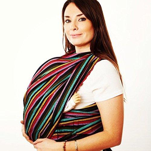 Hip Baby Wrap Handmade Woven Wrap