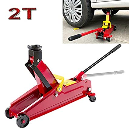 Amazon Com 2 Ton Mini T30 Portable Floor Jack Vehicle Car