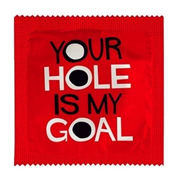 Holes in latex condoms