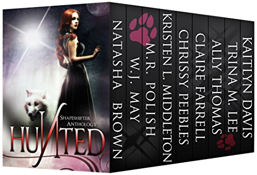 Hunted: A New Adult Shapeshifter Anthology