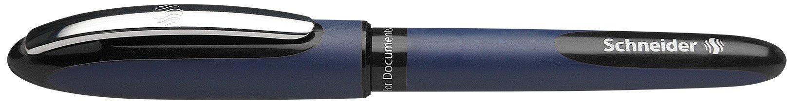 Schneider ONE Business Rollerball Pen, 0.6mm, Black, Box of 10 (183001) by Schneider (Image #2)