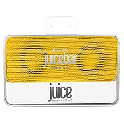 Audio Docks & Mini Speakers Juice® Bar Stereo Bluetooth® Speaker