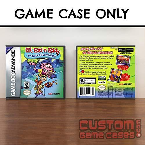 Gameboy Advance Ed, Edd n Eddy: The Mis-Edventures - Case