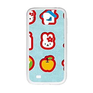 EROYI Hello kitty Phone Case for samsung galaxy S4 Case