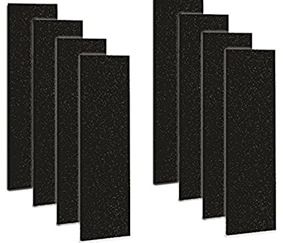 Carbon Activated Pre-Filter 4-pack for use with the GermGuardian FLT4825 HEPA Filter, AC4800 Series, Filter (8)