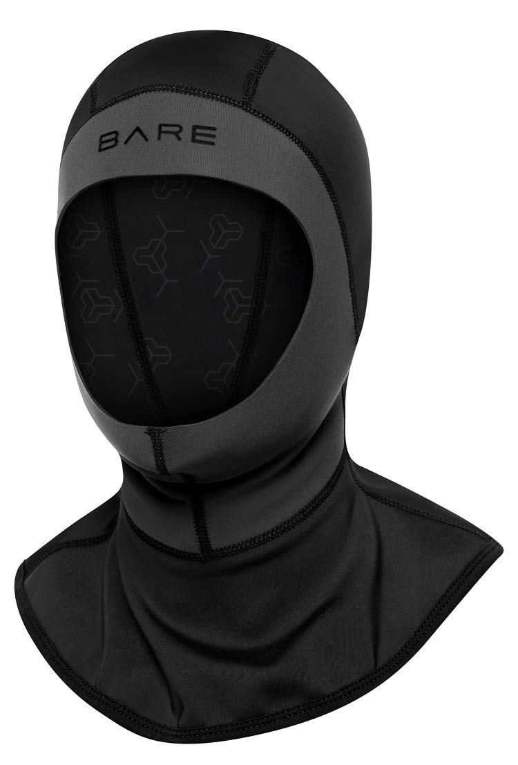 Bare Exowear Hood Wet/Dry Undergarment (X Large) by Bare