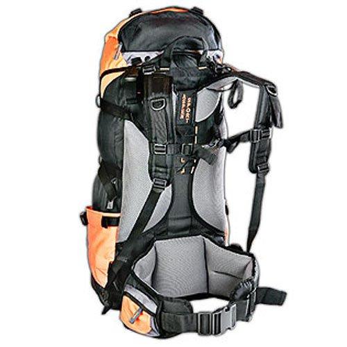 f01b88d230 AspenSport - Adventure, Zaino da Trekking, 65 Litri: Amazon.it: Sport e  tempo libero