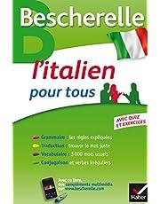 Italien pour tous (L') Bescherelle