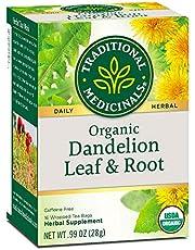 Traditional Medicinals Organic Dandelion Leaf & Root, 24.09g