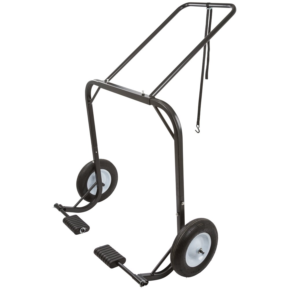 Black Ice SNO-1509 Snowmobile Hoist Cart by Black Ice