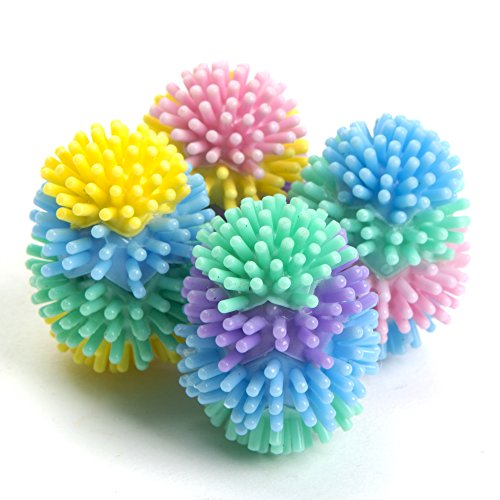 Egg Shaped Porcupine Balls- 12 Pack