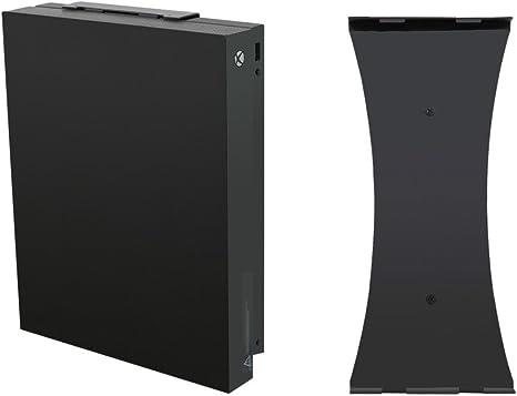 YockTec Xbox One X Montaje en pared/soporte de pared, soporte ...