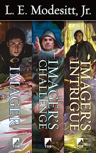 Intrigue Portfolio - The Imager Portfolio, Volume I: (Imager, Imager's Challenge, Imager's Intrigue)