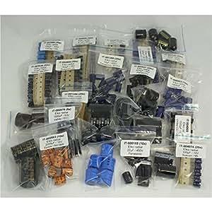 Konvolut Paquete Surtido Set #4 condensadores 26 dif. valores - 394 Piezas