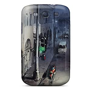 Extreme Impact Protector ENexD35026wOwDW Case Cover For Galaxy S3
