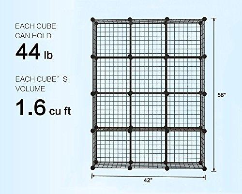 Kousi Cube Storage Wire Storage Cube Storage Cubes Wire