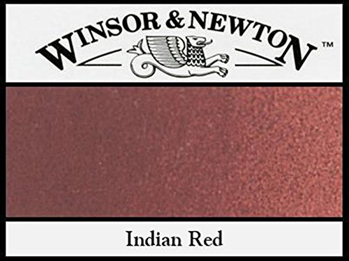 Winsor   Newton Professional Water Color Tube  14Ml  Indian Red