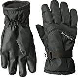Ski Gloves -30°F Thermal Snow Work Winter Glove - Soft Plush Insulated Cotton with Waterproof TPU - Windproof Water-resistant Breathable Warm hands in Cold Weather for Men and Women(S/M/L)
