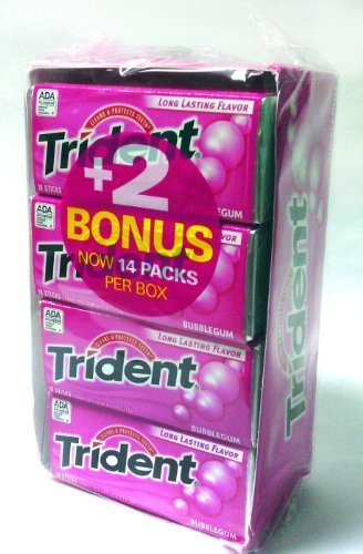 trident-bubblegum-sugar-free-18-count-pack-of-14