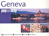 Geneva PopOut Double Edition (Popout Map Geneva)