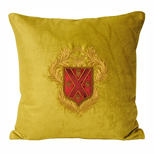 Riva Home Castle Studley Crest Cushion Cover