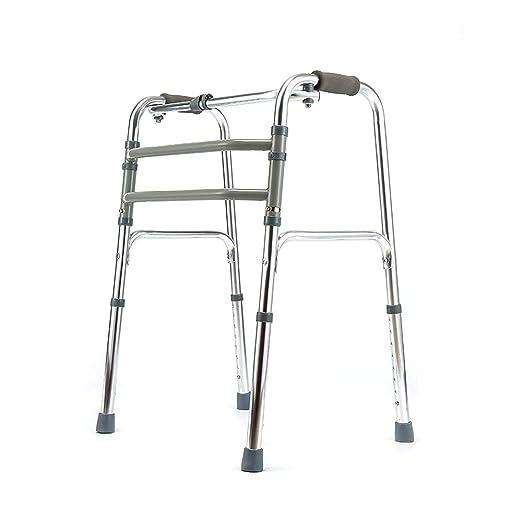 QQ_SUN Andador de Cuatro Patas Caminante discapacitado Andador ...