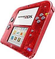 Console Nintendo 2Ds - transparente rouge + Pokémon Rubis Oméga ...