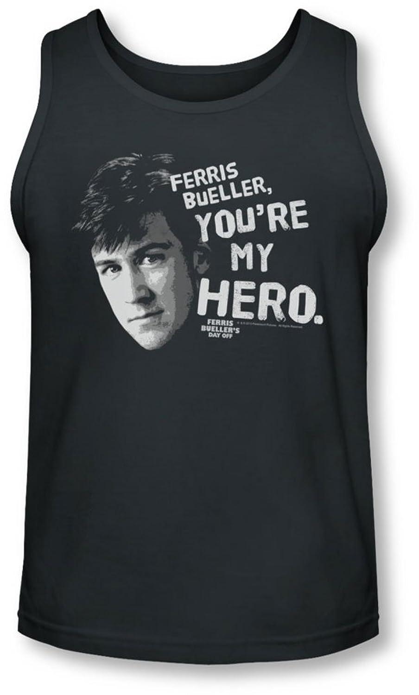 Ferris Bueller - Mens My Hero Tank-Top