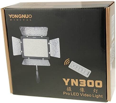 YN300 Spare Parts for Photographic Hyx 300 LEDs Pro LED Studio Video Light for Canon//Nikon//Sony Camcorder DSLR