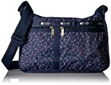 lesportsac classic - LeSportsac Classic Deluxe Everyday Bag, Ditsy Dance Party