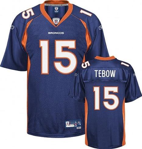Buy Tim Tebow Denver Broncos NFL On-Field Jersey Reebok Online at ...